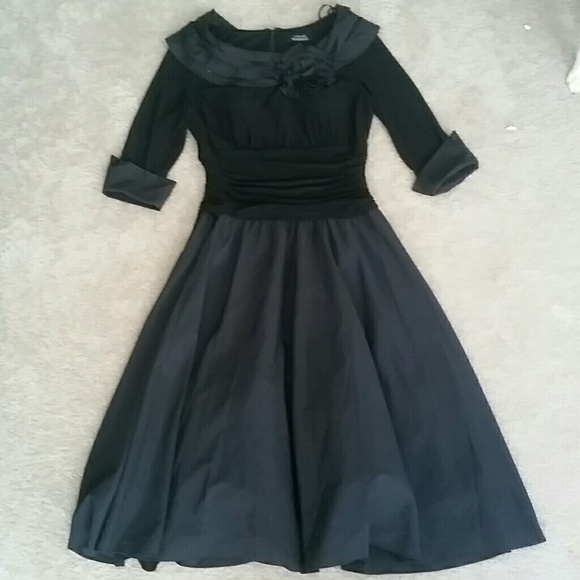 La Nouvelle Renaissance Dresses Dress Fit And Flare Dress Poshmark